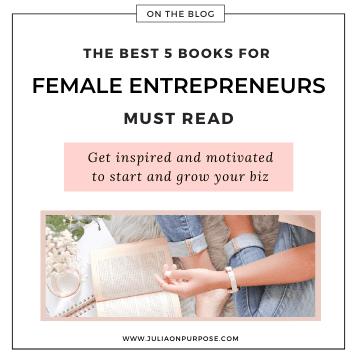 Blog Cover Image - 5 Best Books for female Entrepreneurs